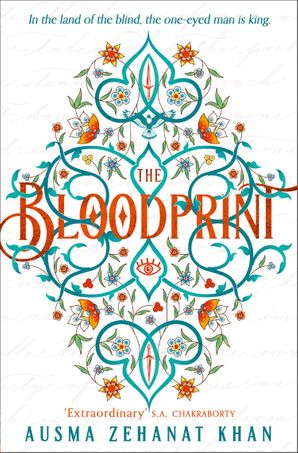 The Bloodprint (The Khorasan Archives, Book 1) Paperback  by Ausma Zehanat Khan