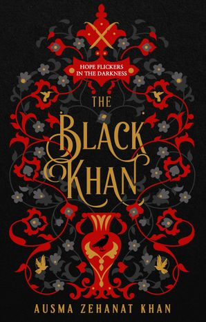 The Black Khan (The Khorasan Archives, Book 2)