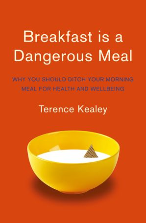 Breakfast is a Dangerous Meal Paperback  by
