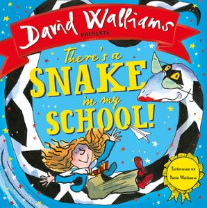 There's a Snake in My School!  Unabridged edition by No Author