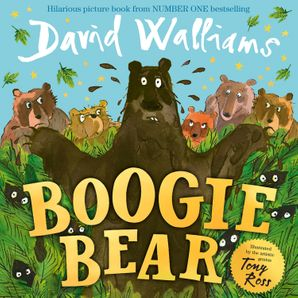 Boogie Bear Hardcover  by David Walliams