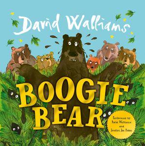 Boogie Bear  Unabridged edition by No Author
