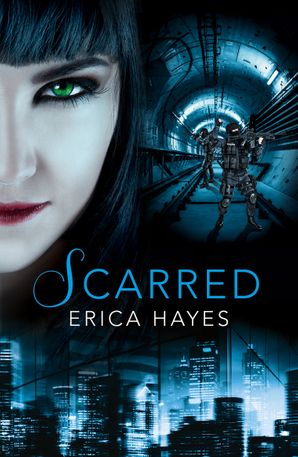Scarred (The Sapphire City Chronicles, Book 2) Paperback  by