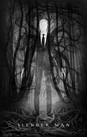 Slender Man - Anonymous