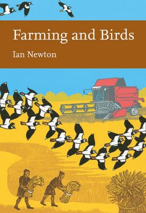 Farming and Birds Hardcover Limited signed edition by Ian Newton