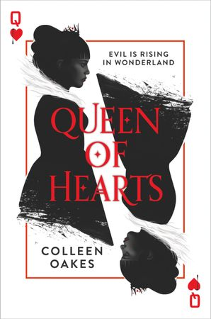 Queen of Hearts Paperback  by Colleen Oakes