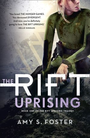 The Rift Uprising Paperback  by Amy S. Foster