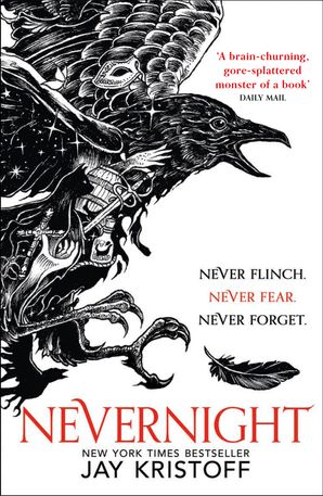 Nevernight (The Nevernight Chronicle, Book 1) Paperback  by Jay Kristoff