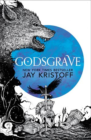Godsgrave (The Nevernight Chronicle, Book 2) Hardcover  by Jay Kristoff