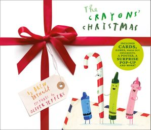The Crayons' Christmas Hardcover  by Drew Daywalt