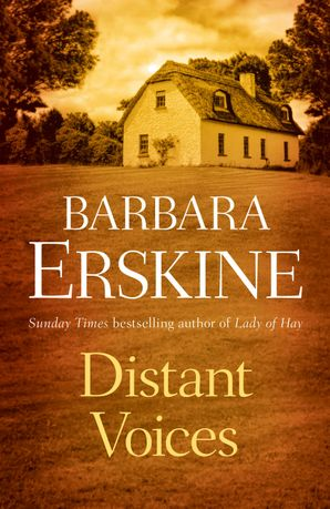 Distant Voices Paperback  by Barbara Erskine