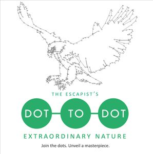 The Escapist's Dot-to-Dot: Extraordinary Nature Paperback  by Thibault Daumain