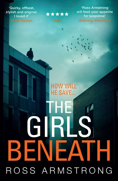 The Girls Beneath (A Tom Mondrian Story) - Ross Armstrong