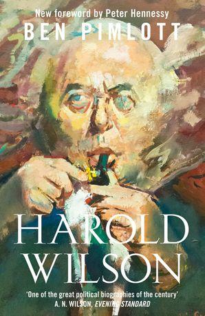 Harold Wilson Paperback  by Ben Pimlott