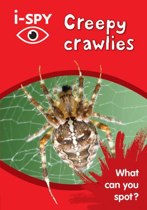 i-SPY Creepy crawlies Paperback  by No Author
