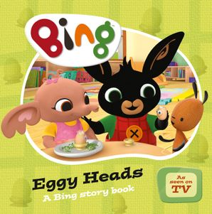 Eggy Heads Board book  by No Author