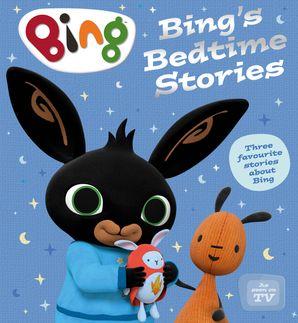 Bing's Bedtime Stories (Bing) Hardcover  by