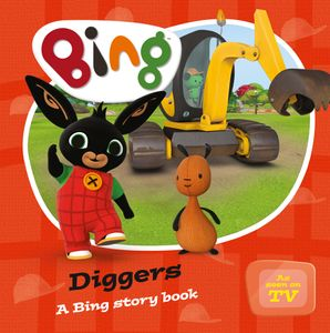 Diggers Board book  by No Author