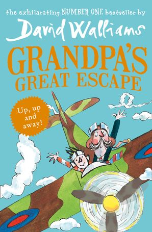Grandpa's Great Escape Paperback  by David Walliams