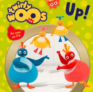 Up! Board book  by