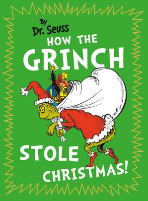 How the Grinch Stole Christmas! Pocket Edition (Dr. Seuss) Hardcover  by Dr. Seuss