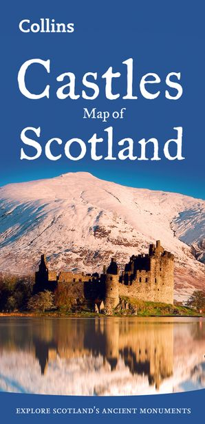 Castles Map of Scotland (Collins Pictorial Maps)  New edition by Chris Tabraham