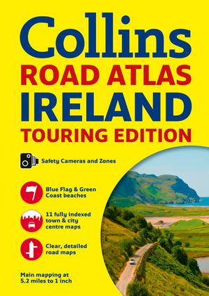 Collins Ireland Road Atlas: Touring edition Paperback New edition by No Author