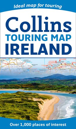 Collins Ireland Touring Map  New edition by No Author