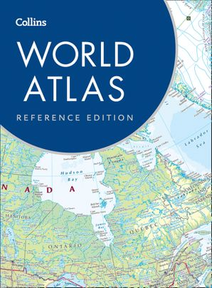 Collins World Atlas: Reference Edition Hardcover Fourth edition by No Author