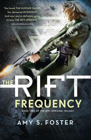 The Rift Frequency Paperback  by Amy S. Foster
