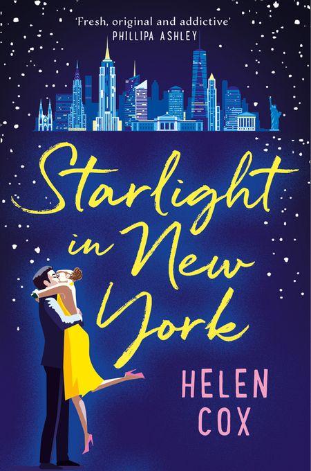 Starlight in New York (The Starlight Diner Series, Book 1) - Helen Cox