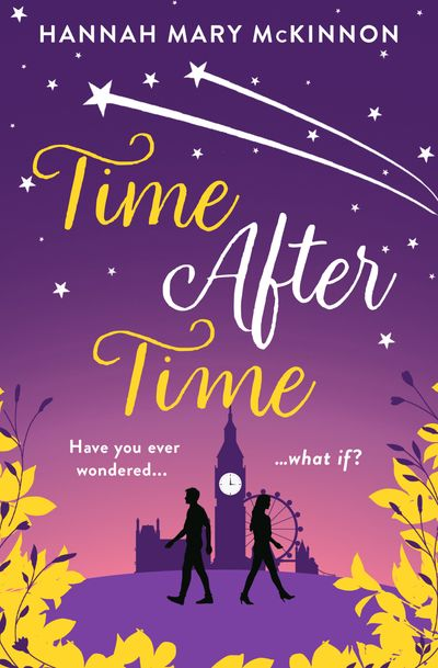 Time After Time - Hannah Mary McKinnon