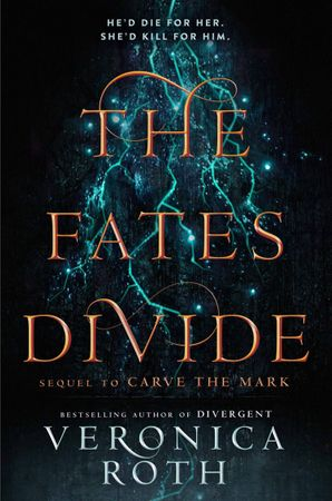 The Fates Divide (Carve the Mark, Book 2) Hardcover  by