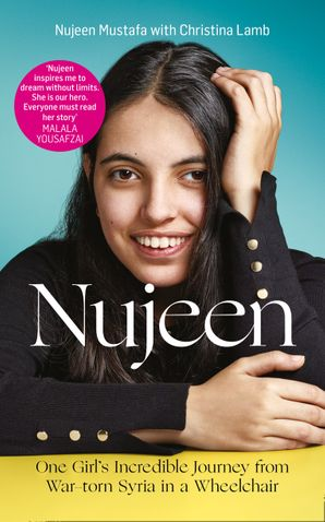 Nujeen Hardcover  by Nujeen Mustafa