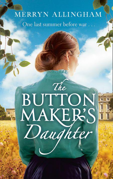 The Buttonmaker's Daughter - Merryn Allingham