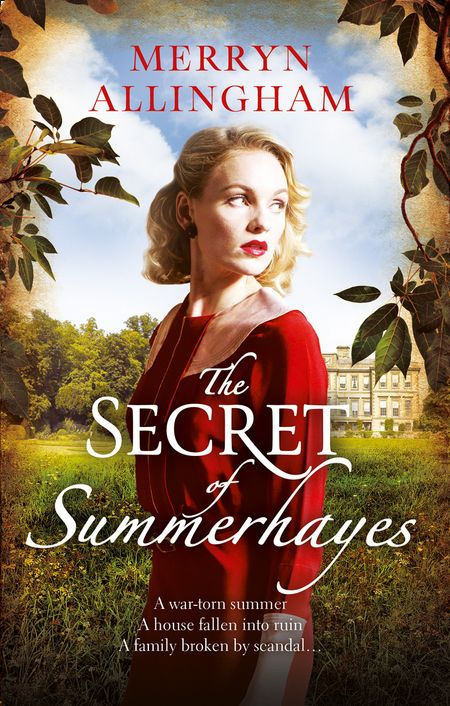 The Secret of Summerhayes - Merryn Allingham