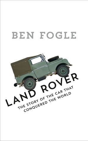Land Rover Hardcover  by