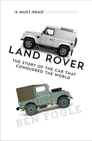 Land Rover Paperback  by