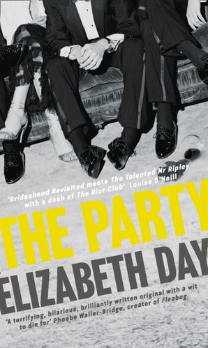 The Party Hardcover  by