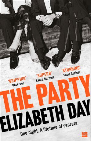 The Party Paperback  by Elizabeth Day