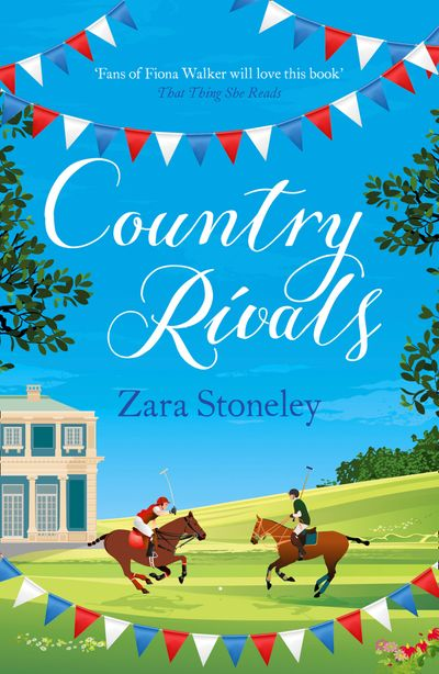 Country Rivals (The Tippermere Series) - Zara Stoneley