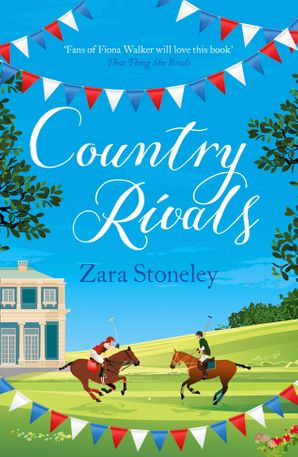 Country Rivals Paperback  by Zara Stoneley