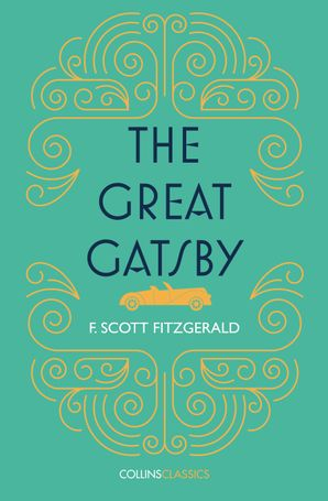 The Great Gatsby Paperback  by F. Scott Fitzgerald