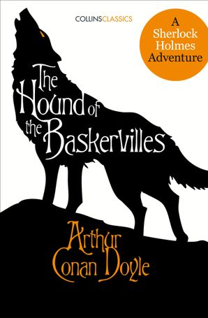 The Hound of the Baskervilles Paperback  by Sir Arthur Conan Doyle