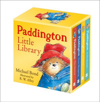 Paddington Little Library - Michael Bond, Illustrated by R. W. Alley