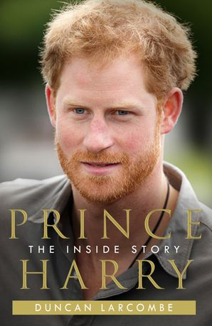 Prince Harry: The Inside Story Hardcover  by