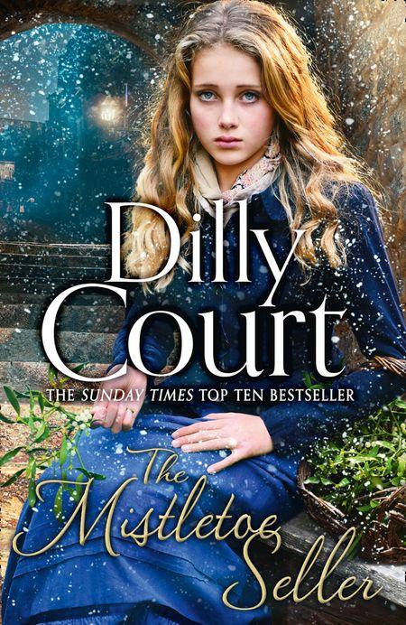 The Mistletoe Seller - Dilly Court