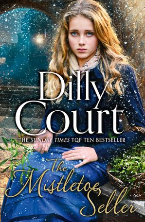 The Mistletoe Seller Paperback  by Dilly Court