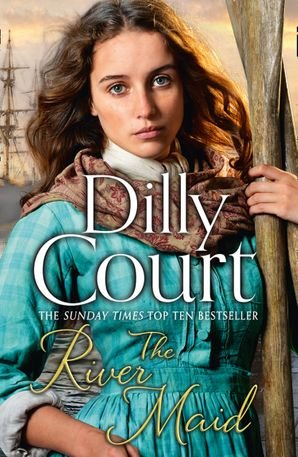 The River Maid Paperback  by Dilly Court