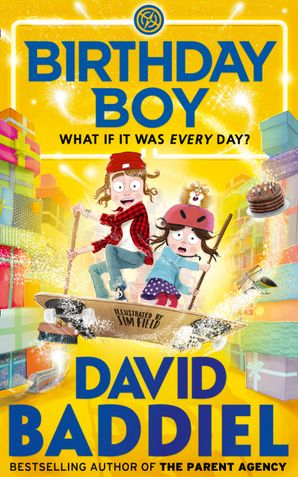 Birthday Boy by David Baddiel - Hardcover | HarperCollins